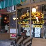 J. Lauber's Ice Cream Parlor and Soda Service