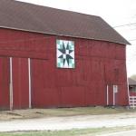 Quilt barn of Racine county.