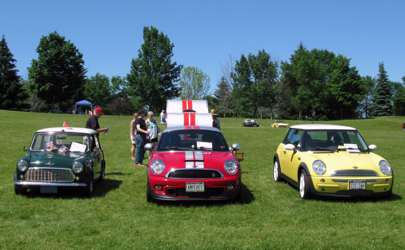 British Car Field Day 2015