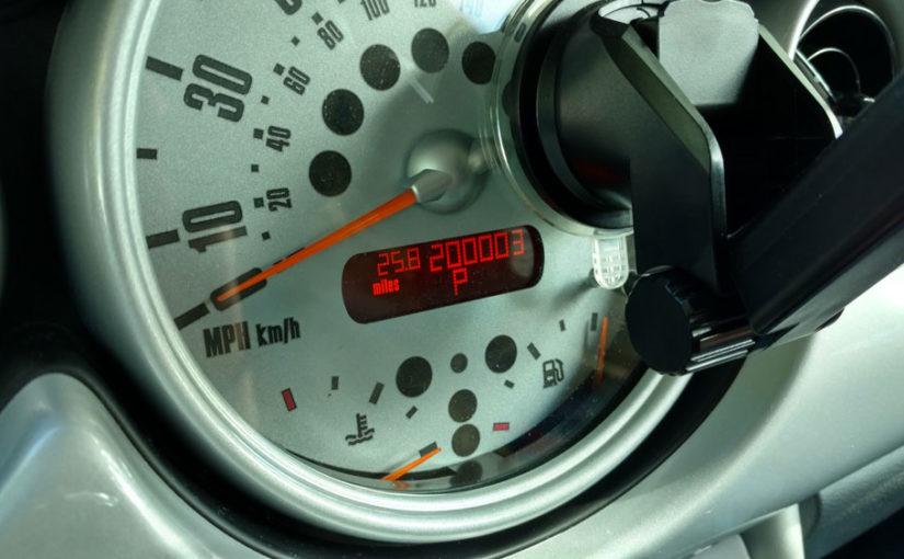 200,000 Miles!