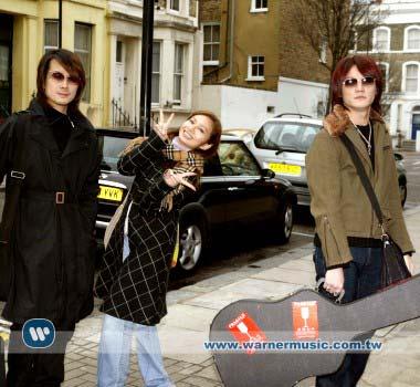 A London MINI with F.I.R.